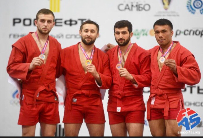 Барановичский самбист завоевал серебро Кубка мира