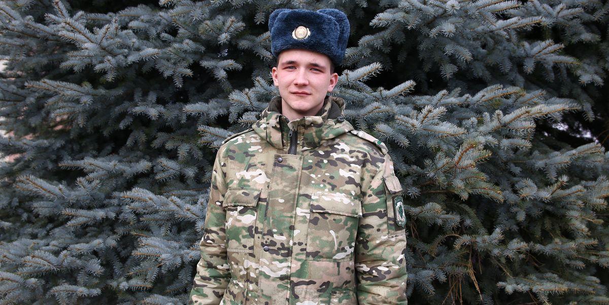 Павел Саванчук. Фото: Татьяна МАЛЕЖ