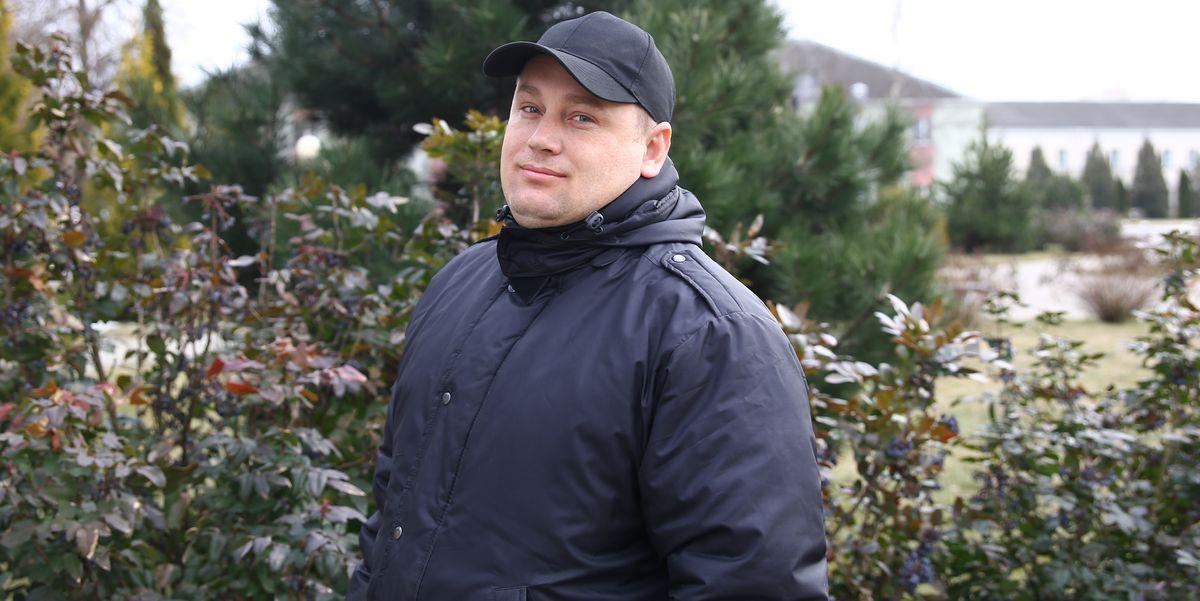 Олег Аршинов. Фото: Татьяна МАЛЕЖ