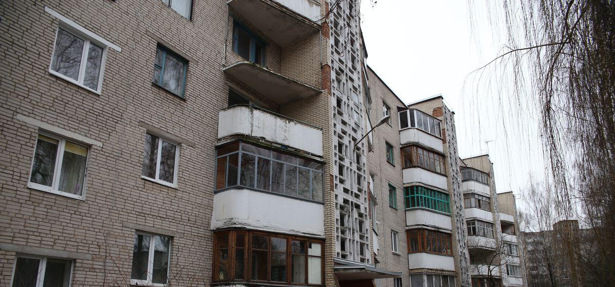 Дом №17 на улице Наконечникова. Фото: Евгений ТИХАНОВИЧ