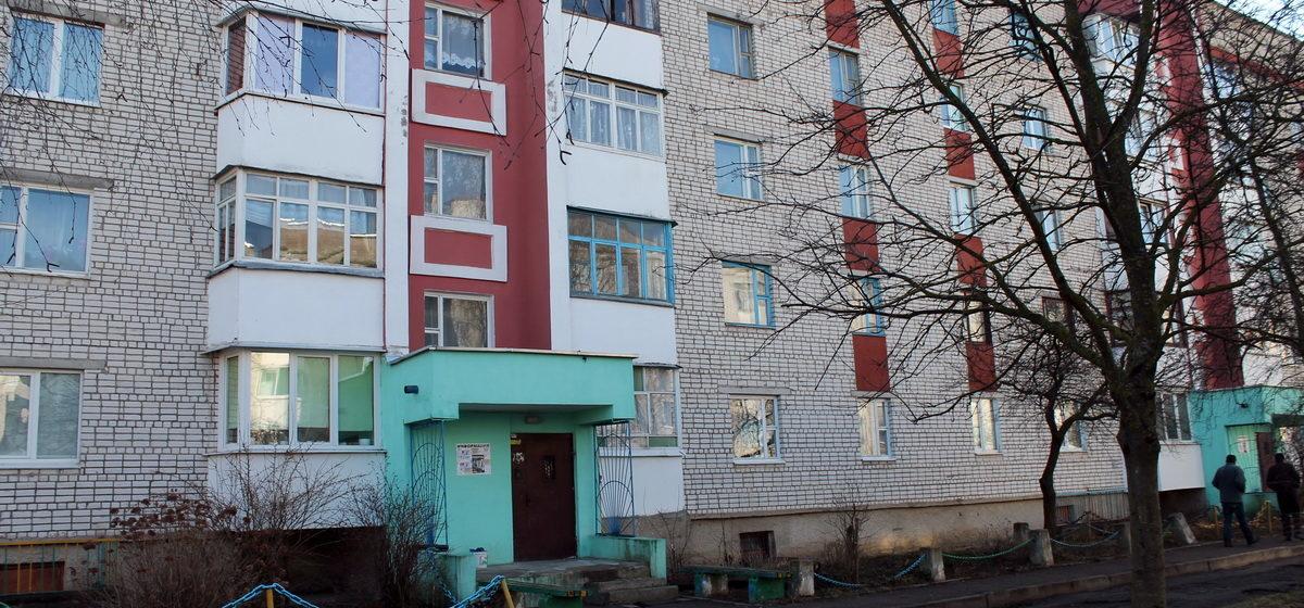 Дом на улице Промышленной, где 14 марта произошло убийство. Фото: Татьяна МАЛЕЖ