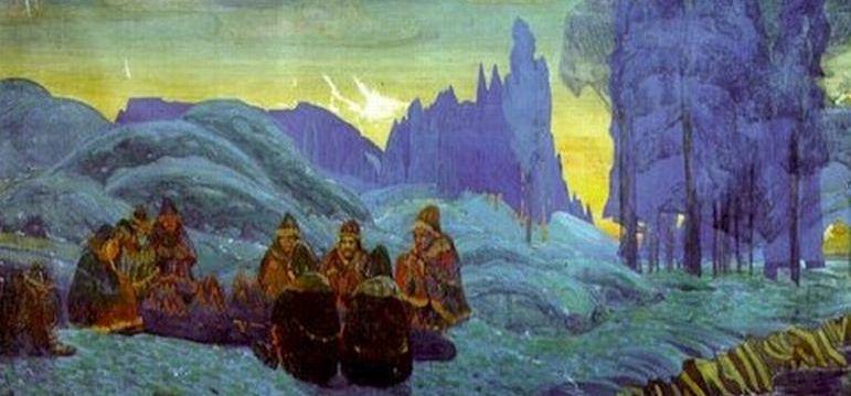 Краеведческий музей расскажет об известном художнике Николае Рерихе и его вкладе в мировую культуру