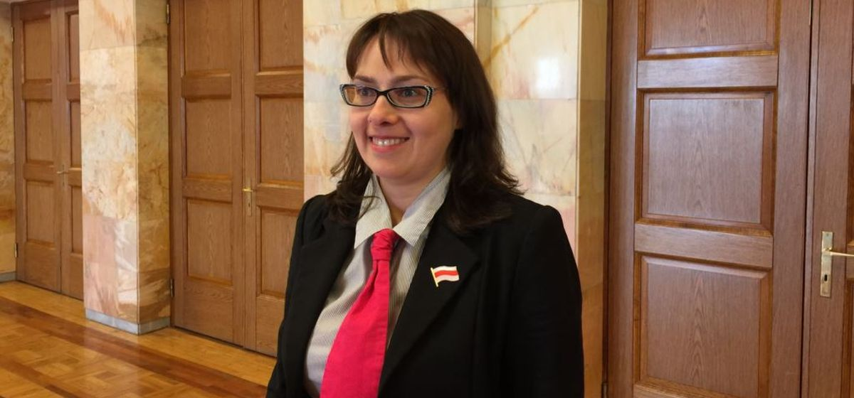 Депутат от оппозиции Анна Канопацкая приедет в Барановичи