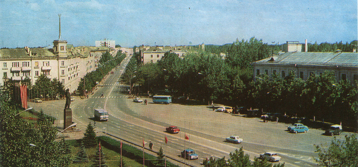 Барановичи, Брест и Береза – самые зеленые населенные пункты в Брестской области