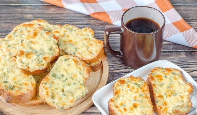 Быстро и вкусно: Гренки «Пятиминутки» с сыром