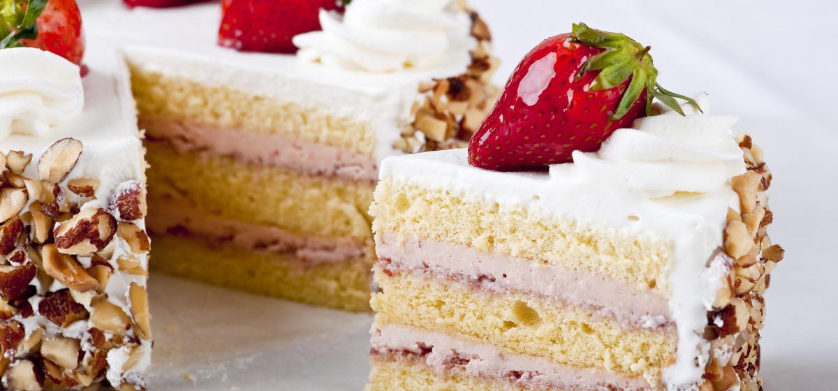 Все торты со скидкой 20%!