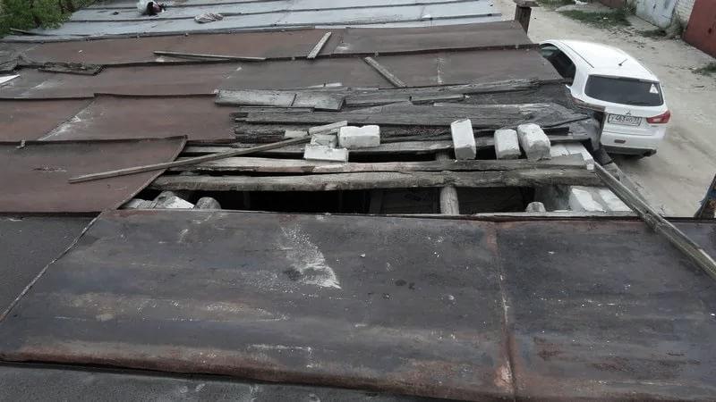 У нескольких жителей Барановичей обокрали гаражи