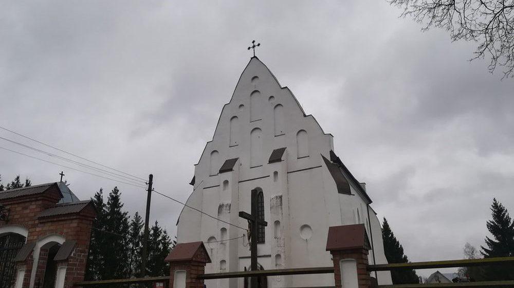 В Ишкольди под Барановичами почтили память ксендза, замученного большевиками 100 лет назад