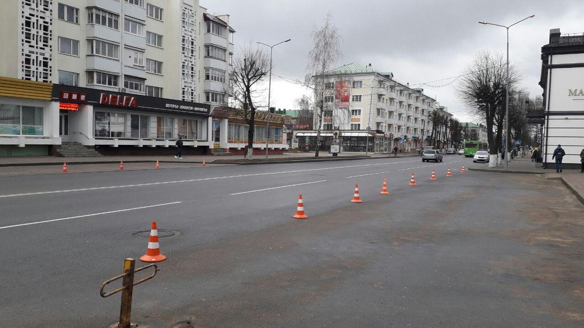 Улица Комсомольская. Фото: Татьяна МАЛЕЖ
