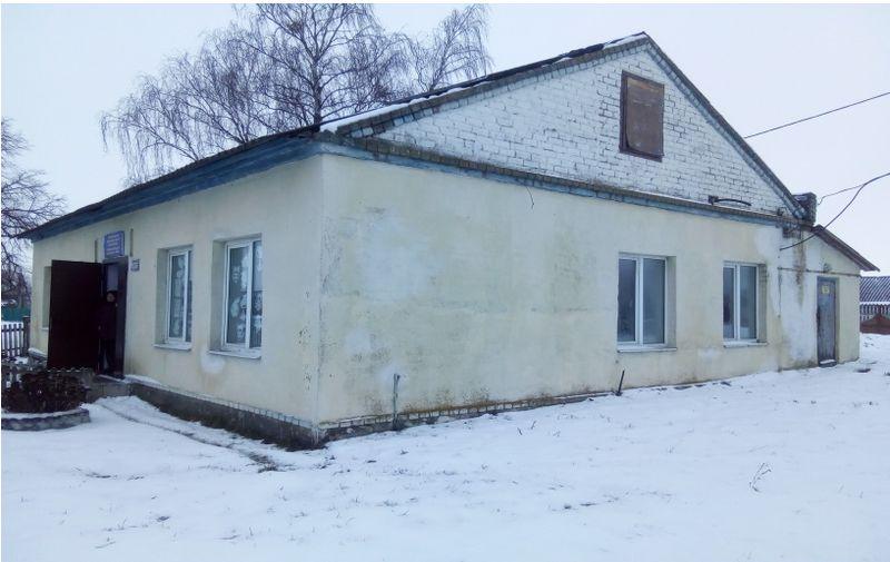 Комплексно-приемный пункт в деревне Миловиды. Фото: brest-region.gov.by