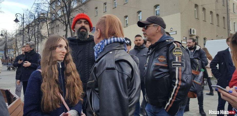 В Минске задержали Вольского, Варашкевича, Войтюшкевича и Аракеляна – известных белорусских музыкантов