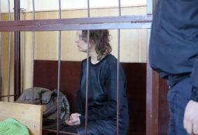 В Барановичах начался суд над женщиной, которая в Военном городке убила своего знакомого. Ей грозит до 15 лет