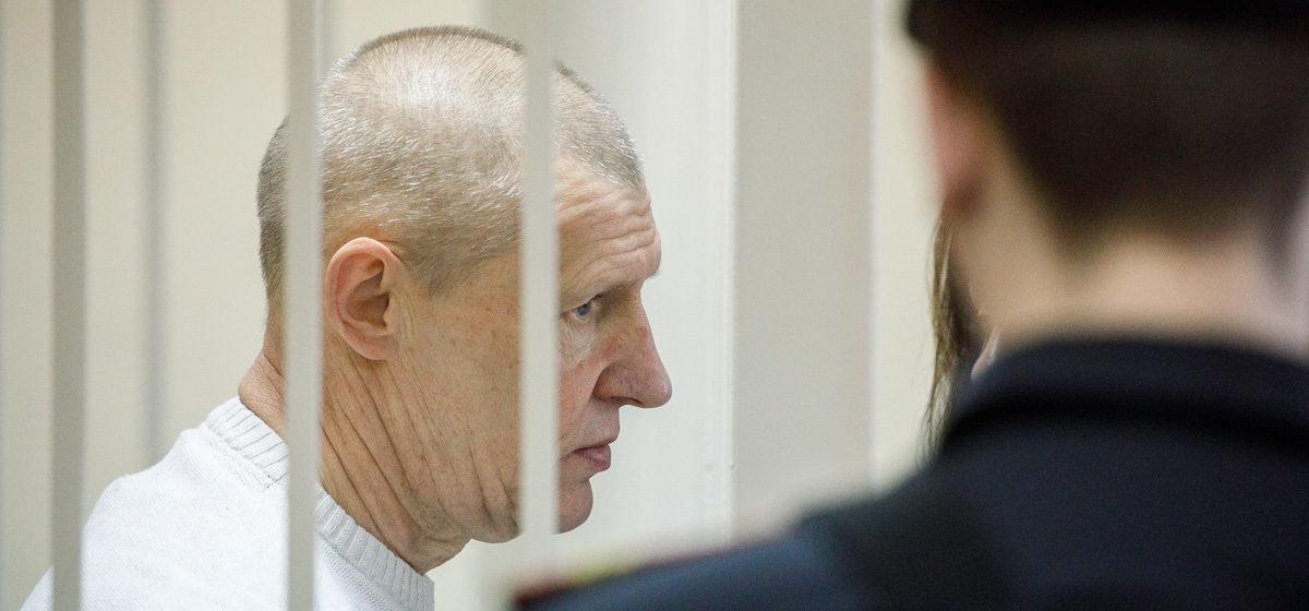 Вынесен приговор экс-директору минского Дворца спорта, который шесть лет занимался поборами
