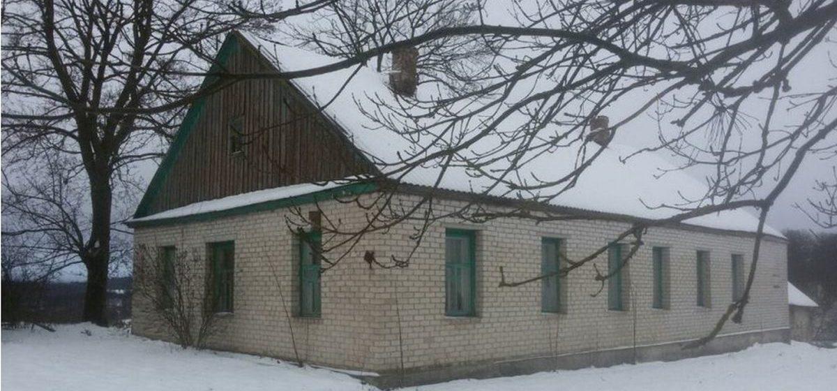 Бывшую школу искусств в Барановичском районе продают по цене четырех баянов