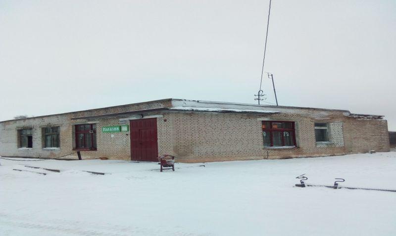 Комплексно-приемный пункт в деревне Стайки. Фото: brest-region.gov.by
