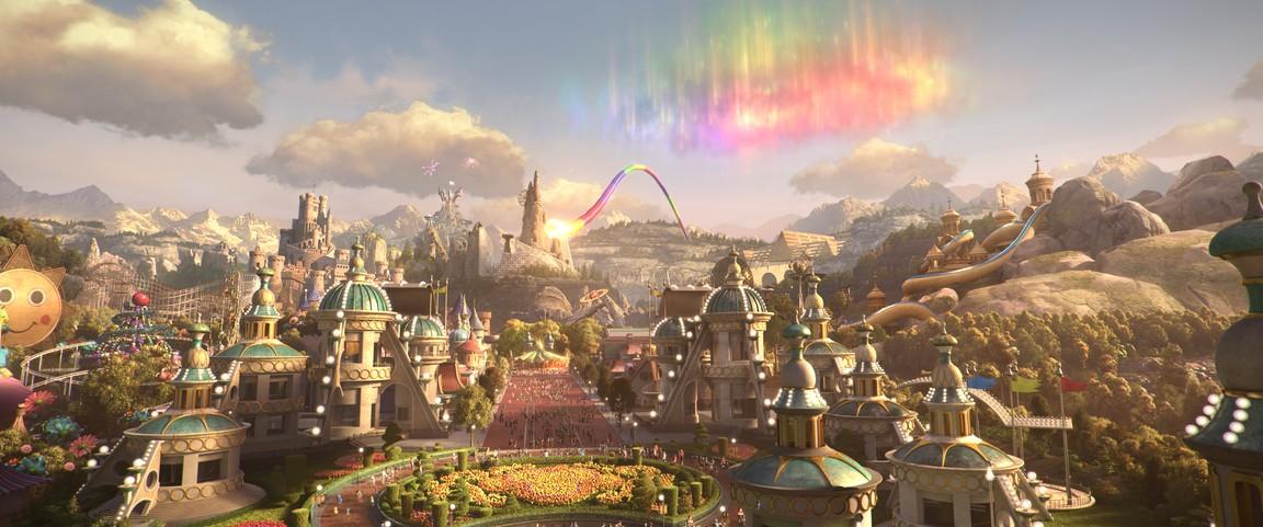 Фильм, на который стоит сходить: «Волшебный парк Джун»
