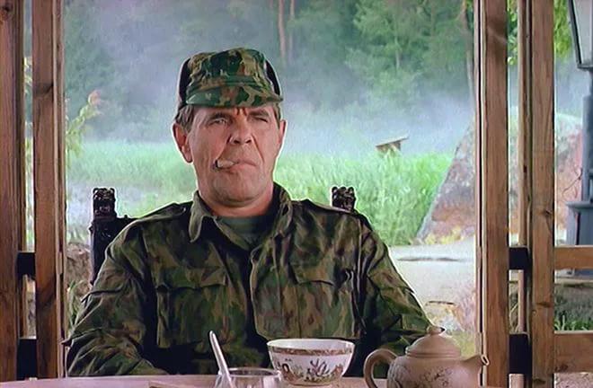 Оторвался тромб. Умер Алексей Булдаков, сыгравший генерала в «Особенностях национальной охоты»
