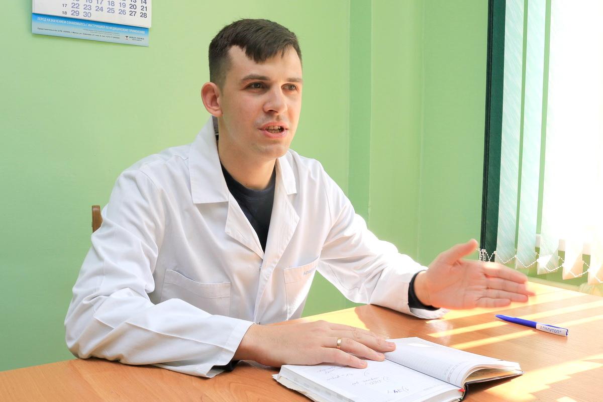 Андрей Гляд  Фото: Александр ЧЕРНЫЙ