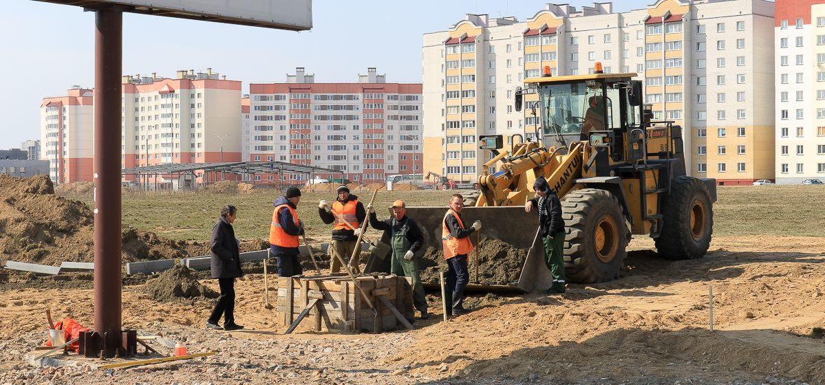 Когда в Барановичах откроют новый парк