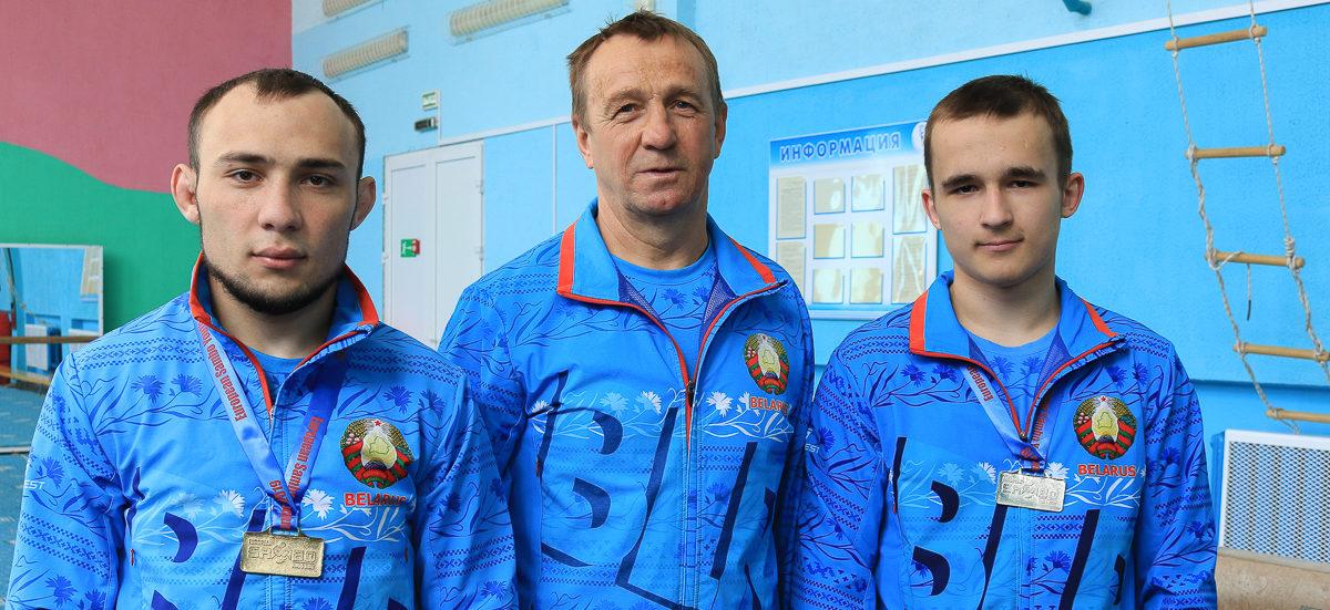 «Плох тот тренер, который не стремится подготовить чемпиона» – о спортивной карьере барановичских самбистов