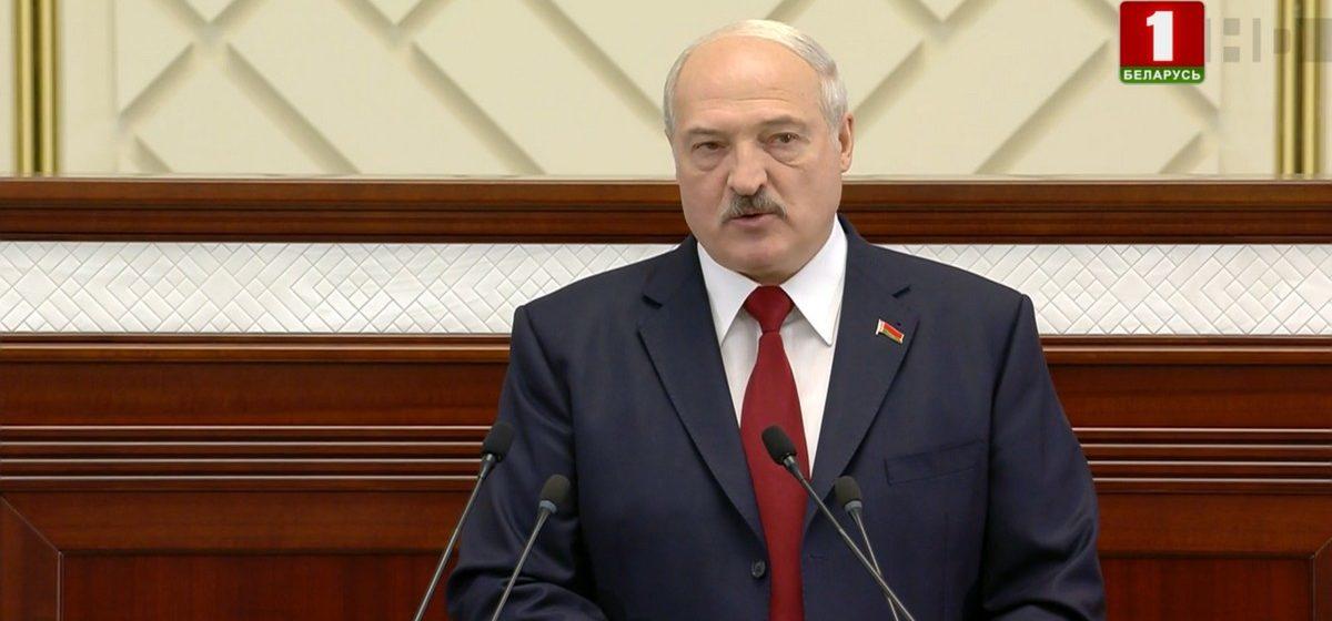 Лукашенко: Надо сохранить независимую страну
