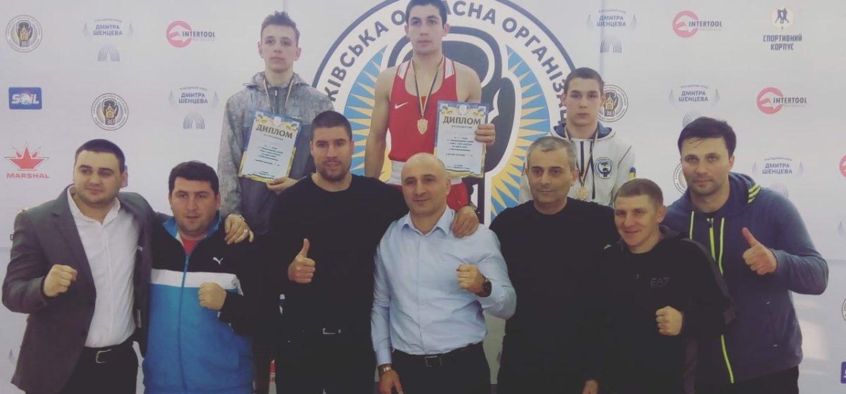 Барановичский юниор выиграл серебро Международного турнира по боксу в Украине