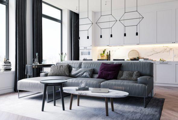 Евроквартира, хайфлэт, ситихаус – разбираемся в необычной недвижимости