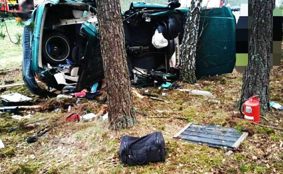 По факту смертельного ДТП в Барановичском районе возбуждено уголовное дело