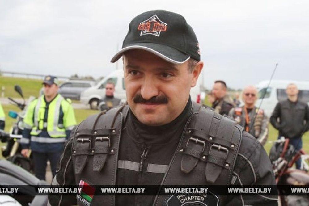 Виктор Лукашенко. Фото: БЕЛТА
