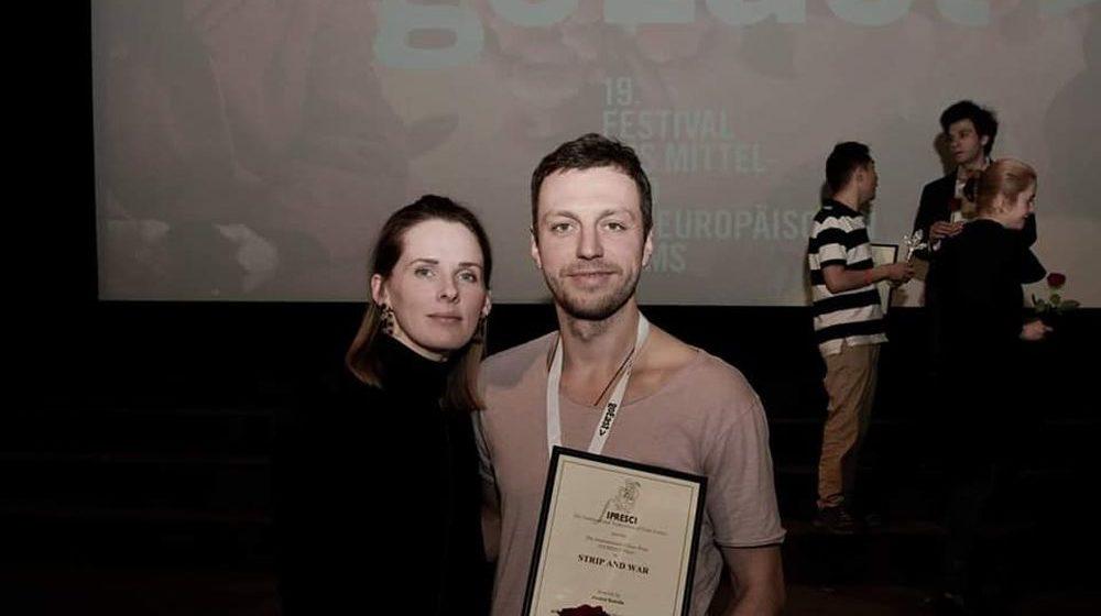 Фильм барановичского режиссера победил на фестивале в Германии