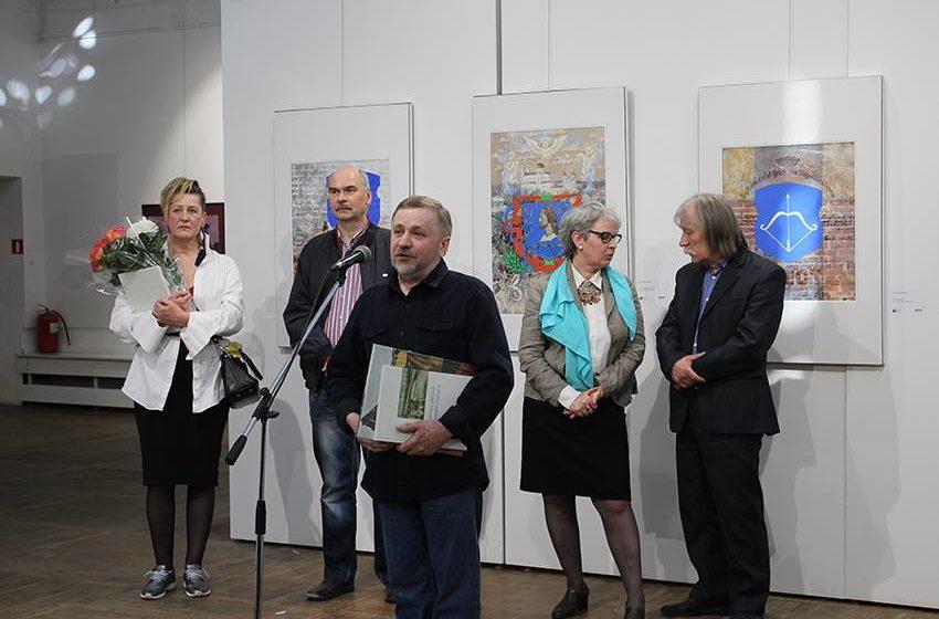 Выставка барановичского художника проходит в Минске