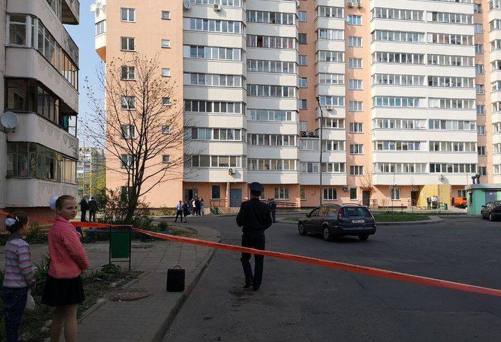 трещина эвакуация Минск жильцы строители