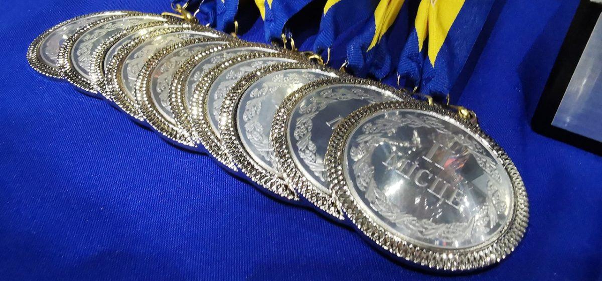 Барановичские каратисты завоевали награды Международного турнира в Киеве