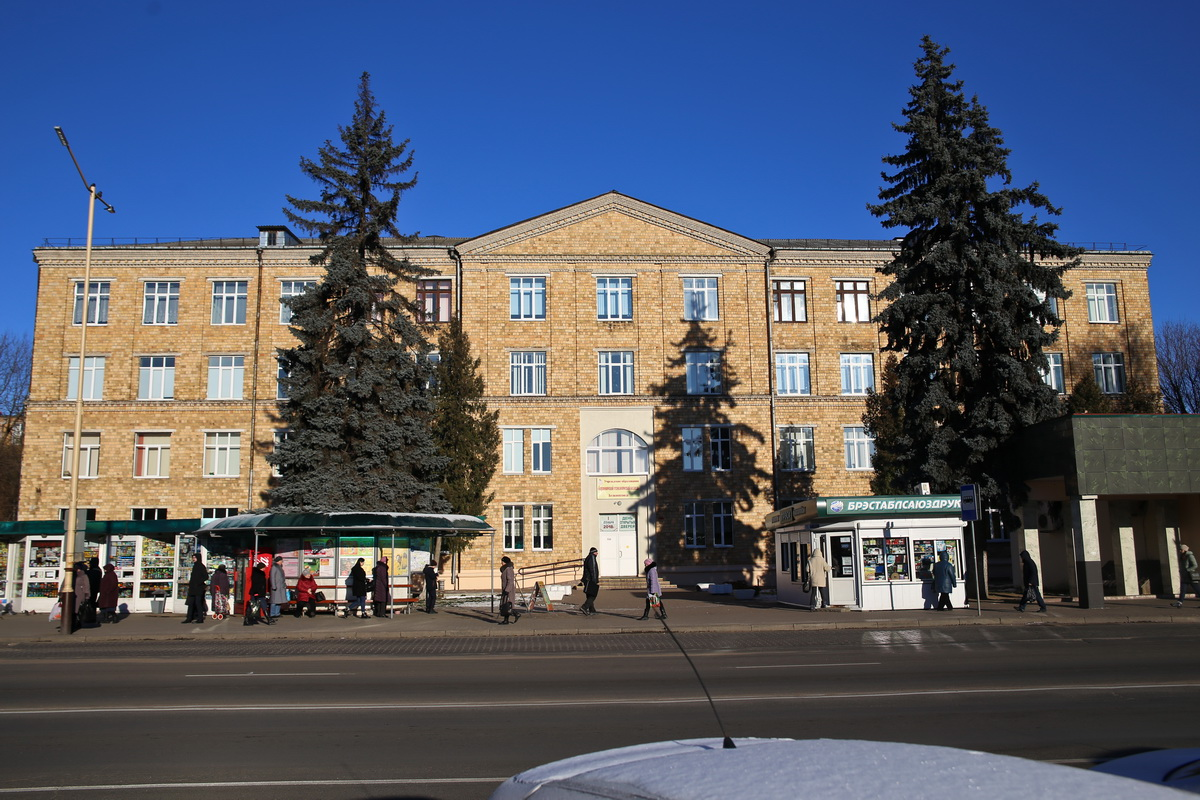 Барановичский технологический колледж Белкоопсоюза. Фото: Intex-press