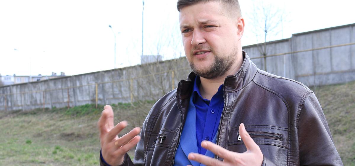 О планах в новом сезоне, амулете Баран Бараныче и тренажерном зале для горожан рассказал замдиректора ФК «Барановичи»