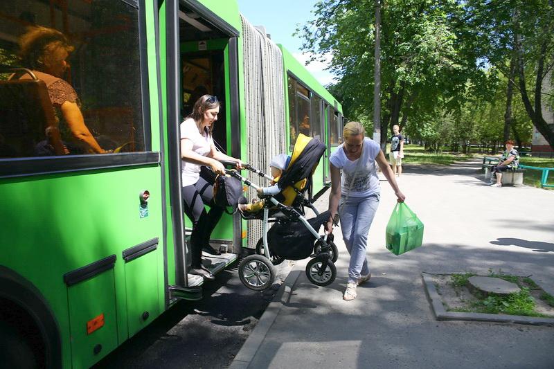 Автопарк меняет расписание движения автобуса №32
