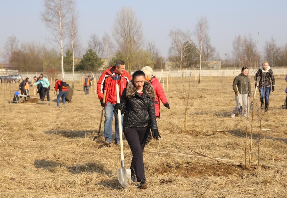 Татьяна Чилик, начальник отдела кадров Барановичского горисполкома. Фото: Татьяна МАЛЕЖ