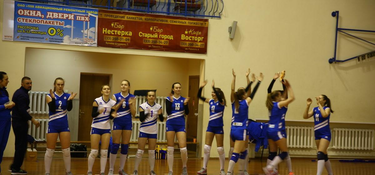 Волейболистки «Атланта-БарГУ» выиграли бронзу дивизиона «Б»