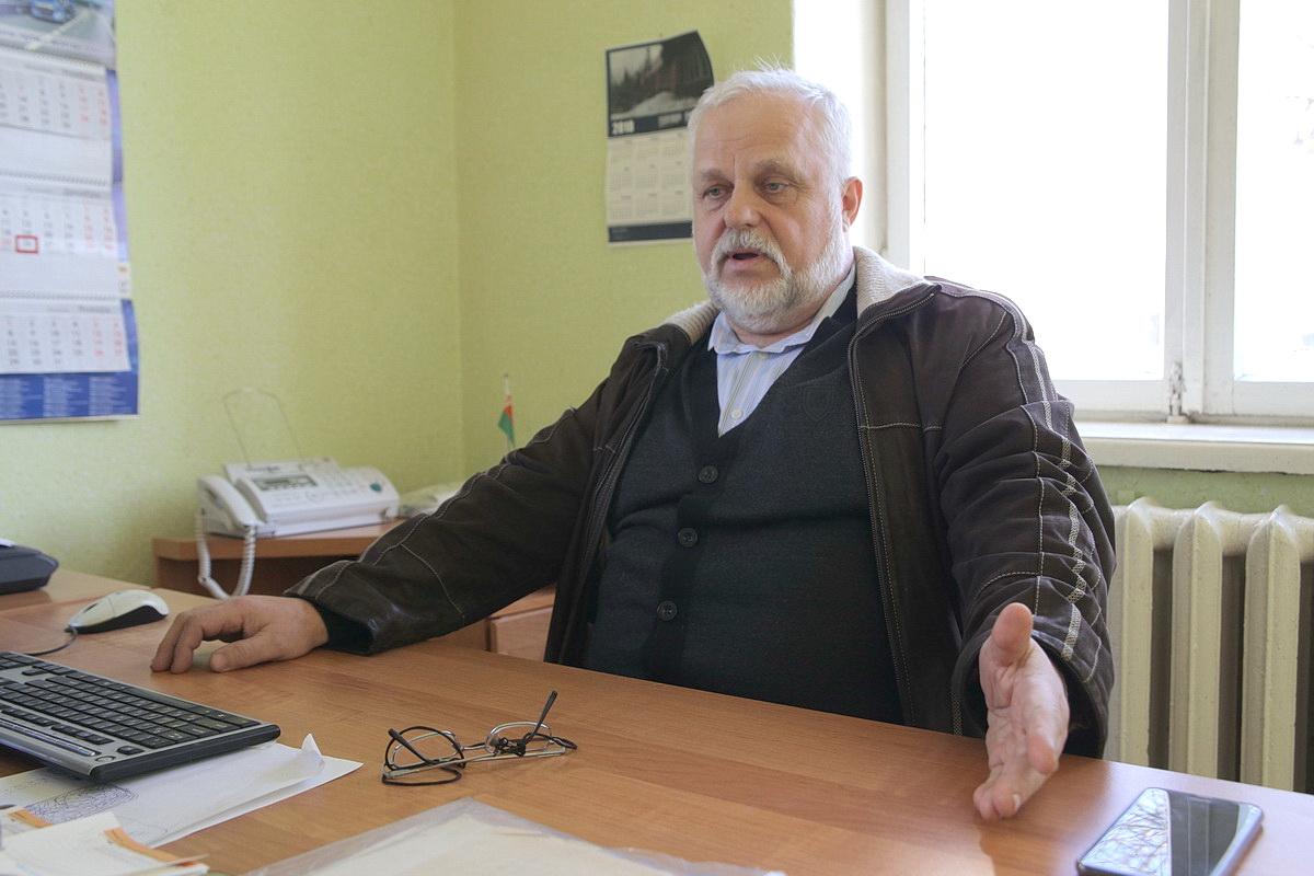 По мнению Александра Линника, у геологии в Беларуси нет будущего. Низкие зарплаты, ограниченность природных ресурсов не позволяют отрасли развиваться.  Фото: Евгений ТИХАНОВИЧ