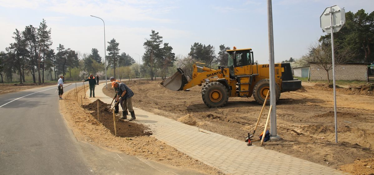 Стало известно, когда откроют дорогу Восточный проезд в Барановичах