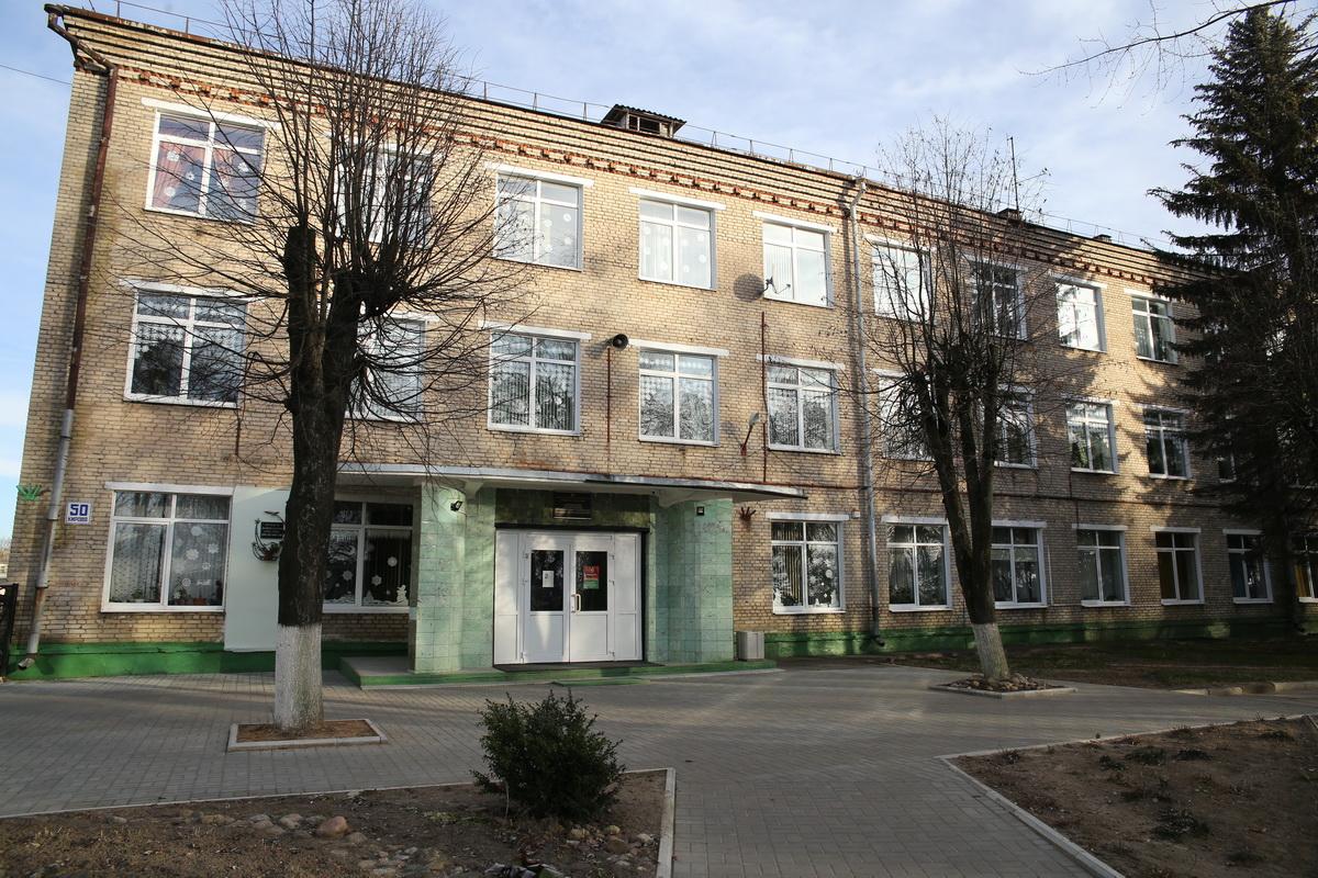 Барановичский государственный колледж сферы обслуживания. Фото: Intex-press