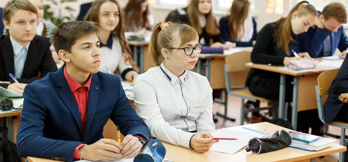 Барановичские школьники получили 24 диплома на республиканской олимпиаде
