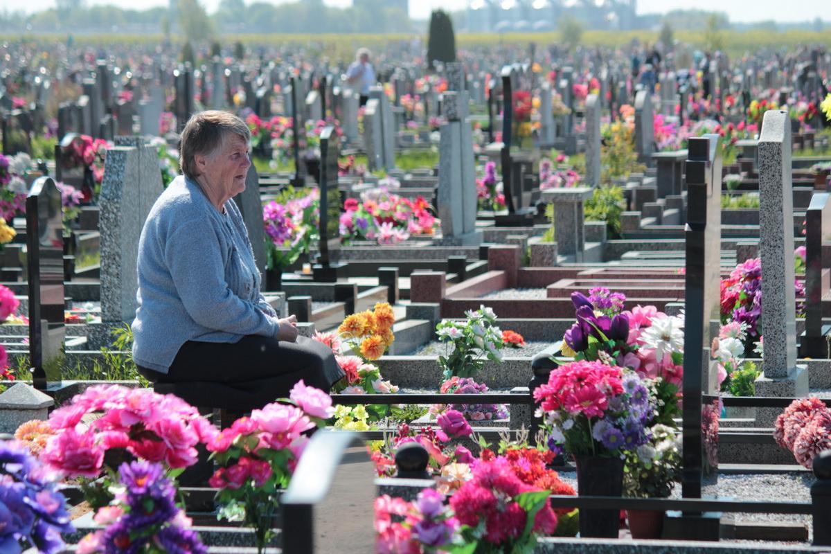 Радоница – это не просто день поминовения умерших, это церемониал, который белорусы создавали столетиями. Фото: Архив intex-press