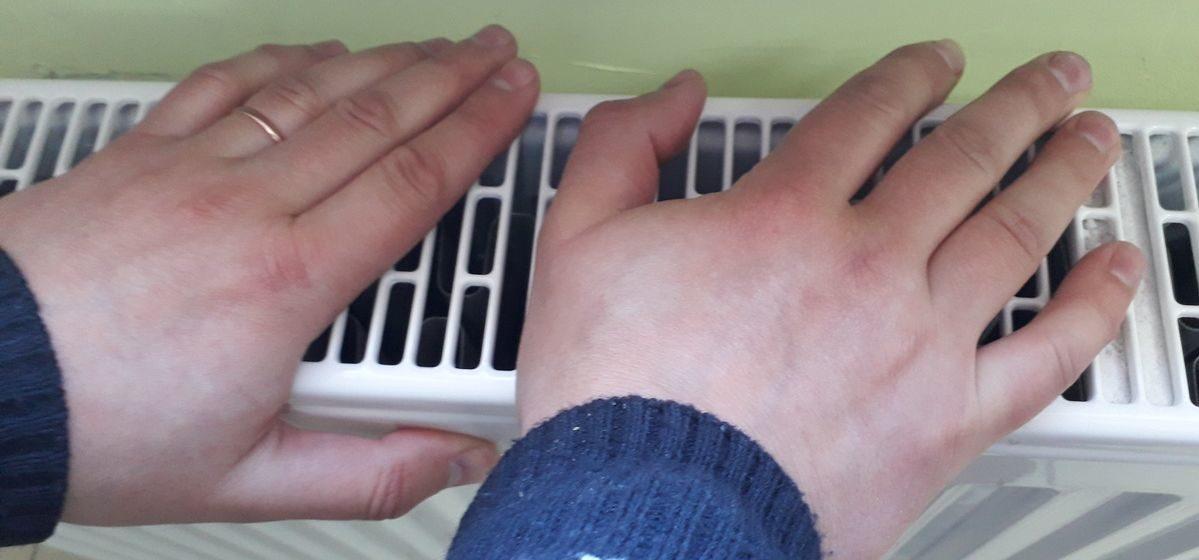В Барановичах включили отопление. Но не всем