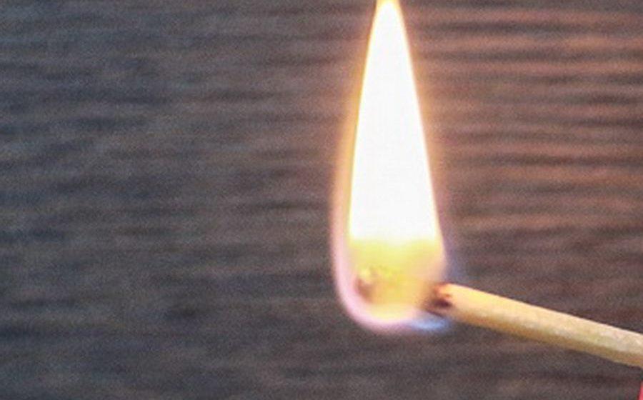 В Барановичском районе ночью горел дом