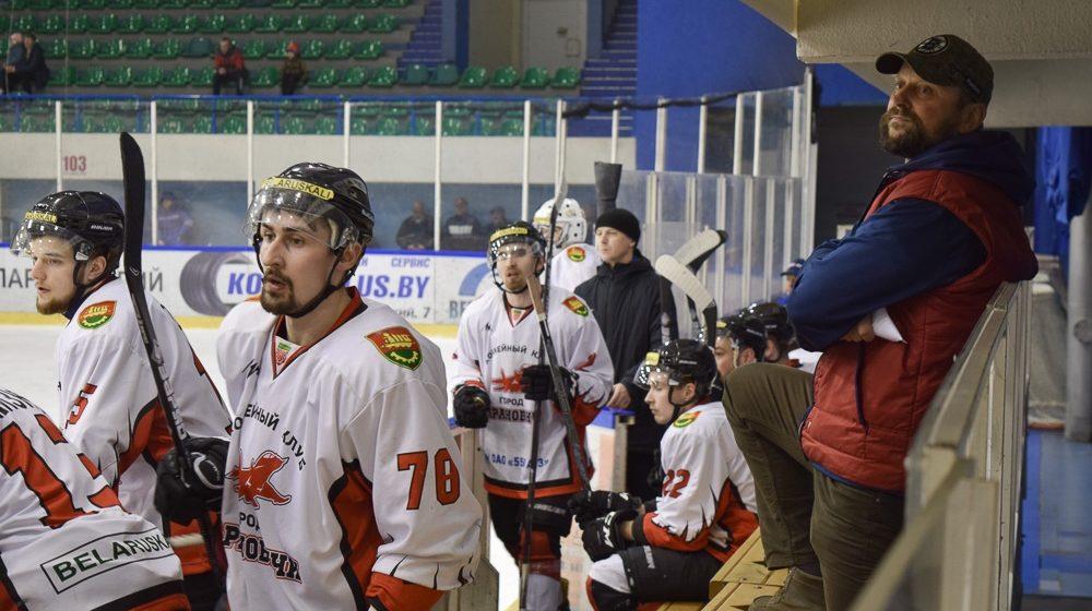 ХК «Барановичи» завершил сезон на домашнем льду победой над чемпионом
