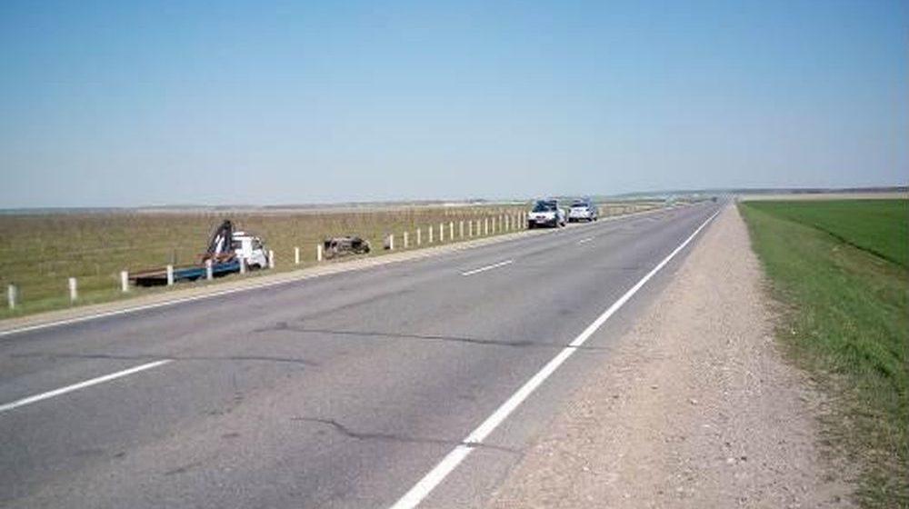 В Волковысском районе 81-летний водитель потерял сознание за рулем. Автомобиль съехал в кювет и перевернулся