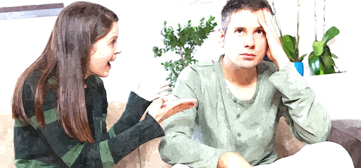 Отношения. Почему я стала истеричкой после замужества?