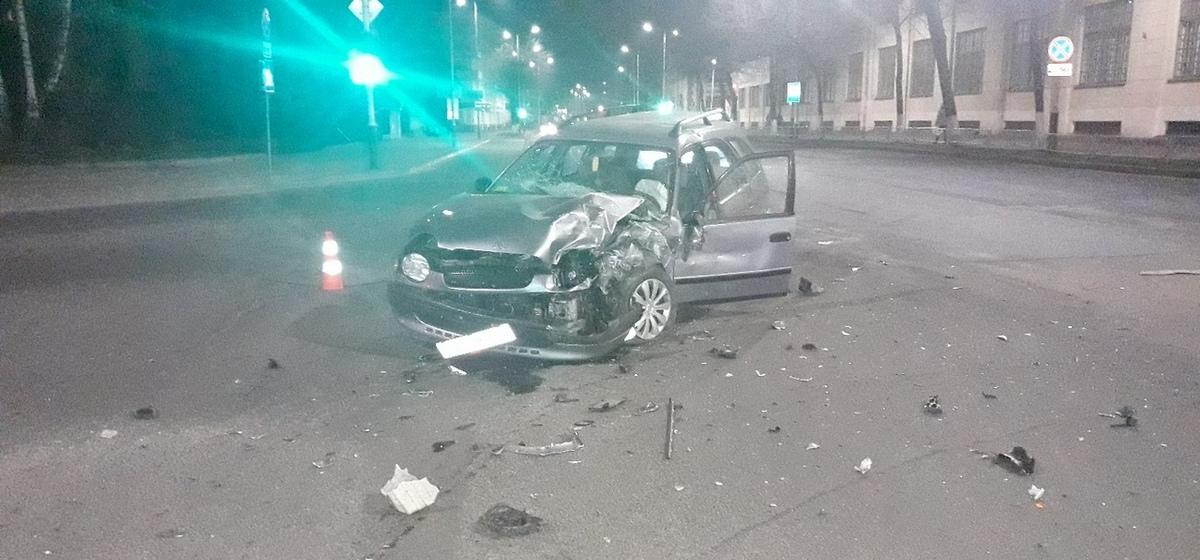 В какое время чаще всего происходили аварии в Барановичах