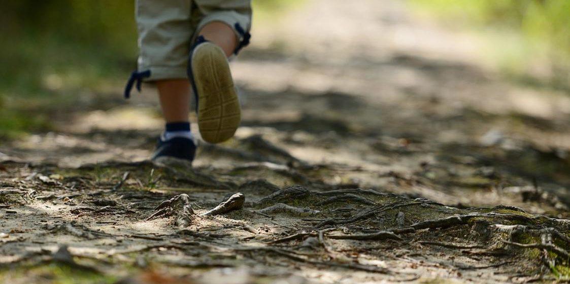 В Бобруйском районе двухлетний мальчик ушел из дома